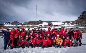 Expedición Escolar a la Antártica