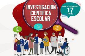 Investigación Científica Escolar PAR Antofagasta