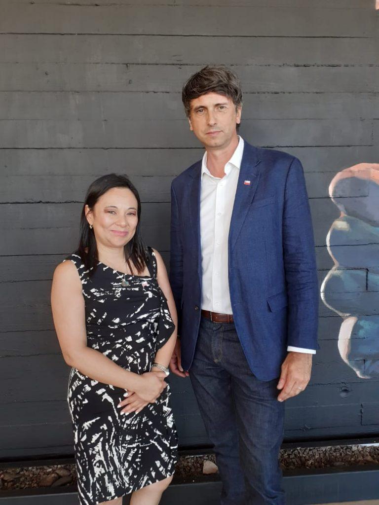 Foto Ministro y Seremi