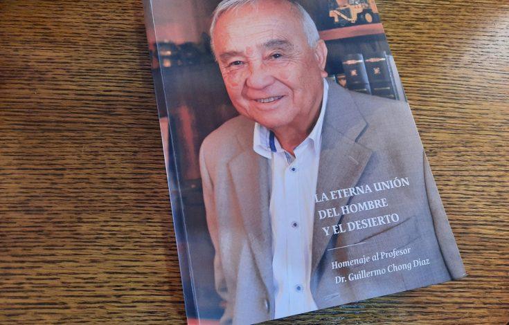 Libro sobre el legado del Dr. Guillermo Chong