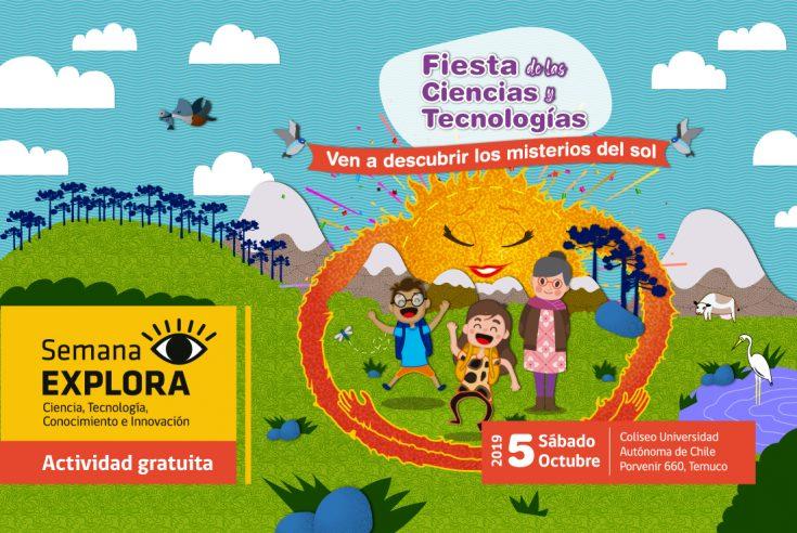 Fiesta de las Ciencias y las Tecnologíass