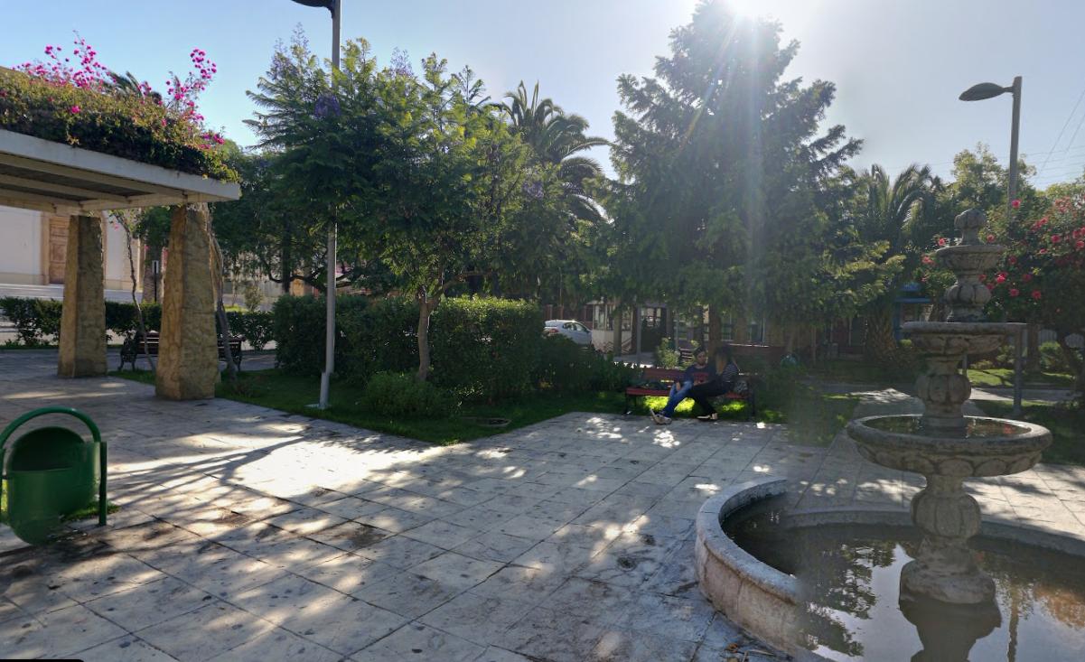 Plaza de Freirina