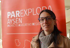 Dra. Amalia Nuevo Asesora del PAR Explora Aysén