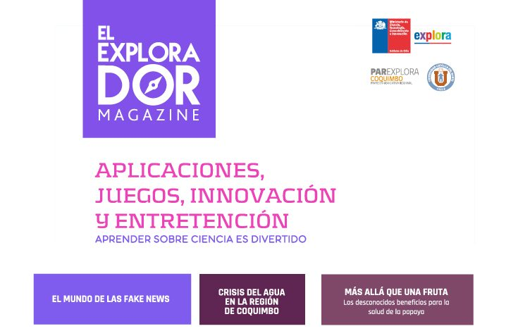 Banner Revista El Explorador enero 2020