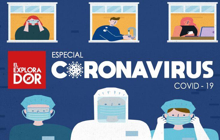 Banner El Explorador Coronavirus