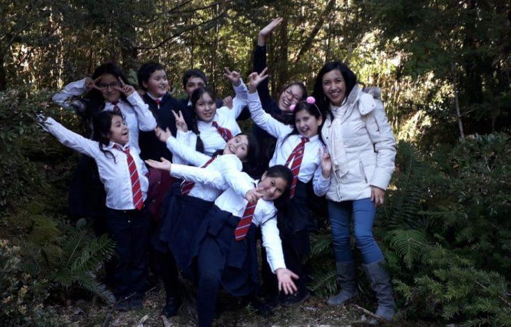 Escuela Rural Hueque 4