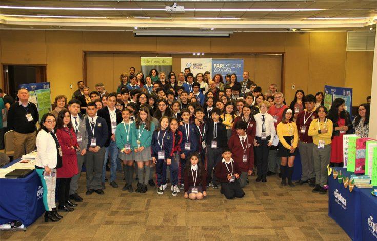 Equipos Congreso Regional Escolar 2019