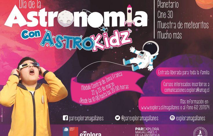 DIA DE LA ASTRONOMIA