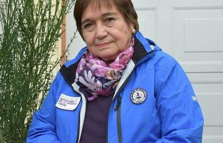 Margarita Garrido - Encargada de Valoración