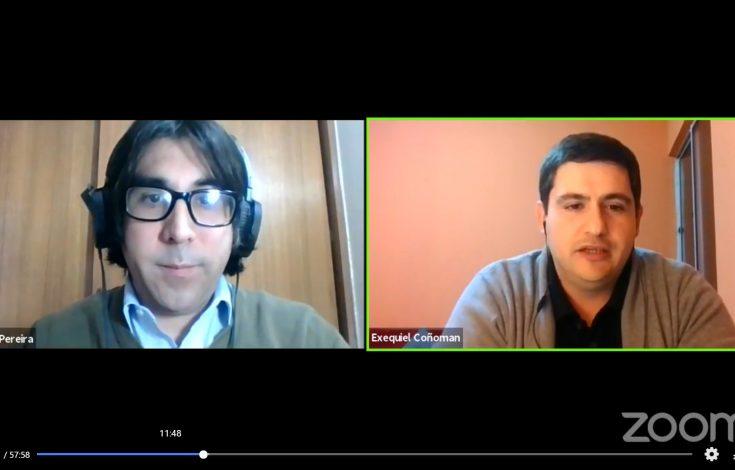 Entrevista al profesor Exequiel Coñoman, finalista del premio Global Teacher Prize