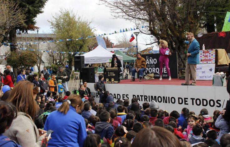 Fiesta de la Ciencia en Aysén