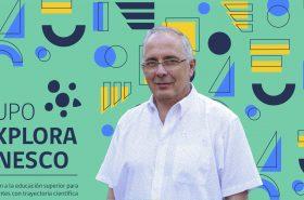 Francisco Gil: La trayectoria y vida del impulsor del Cupo Explora-UNESCO