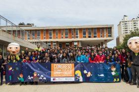 Congresos y proyectos de IIE: un fructífero camino para generar competencias científicas en las y los jóvenes