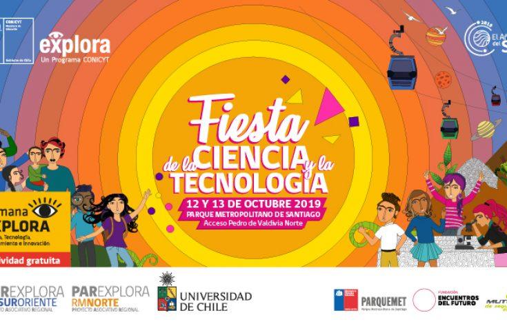Banner web Fiesta de la Ciencia 2019-01