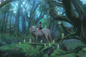 ¿Anime y naturaleza chilena? Descubre la vinculación de las representaciones japonesas con espacios ecológicos de nuestro país