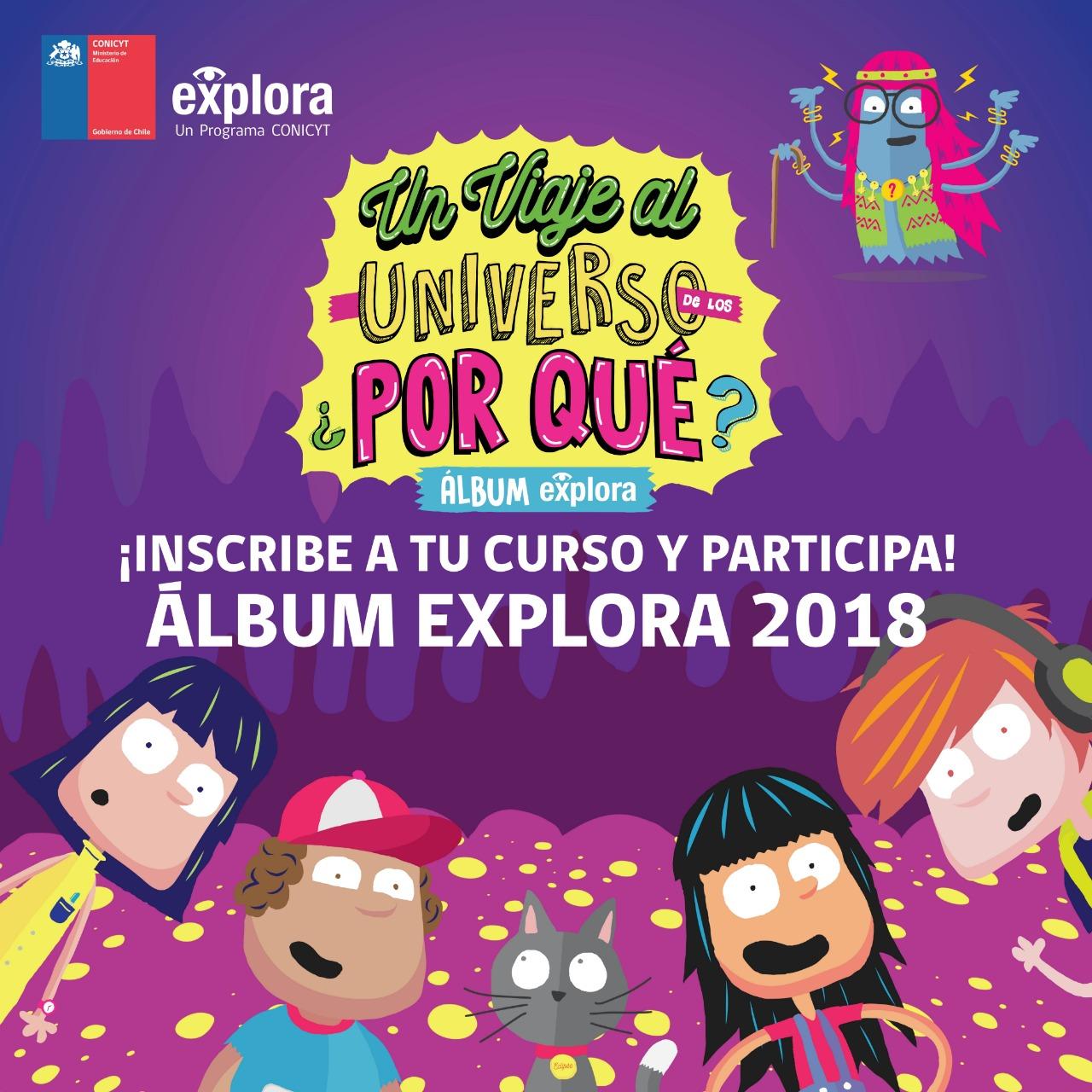 album explora 2