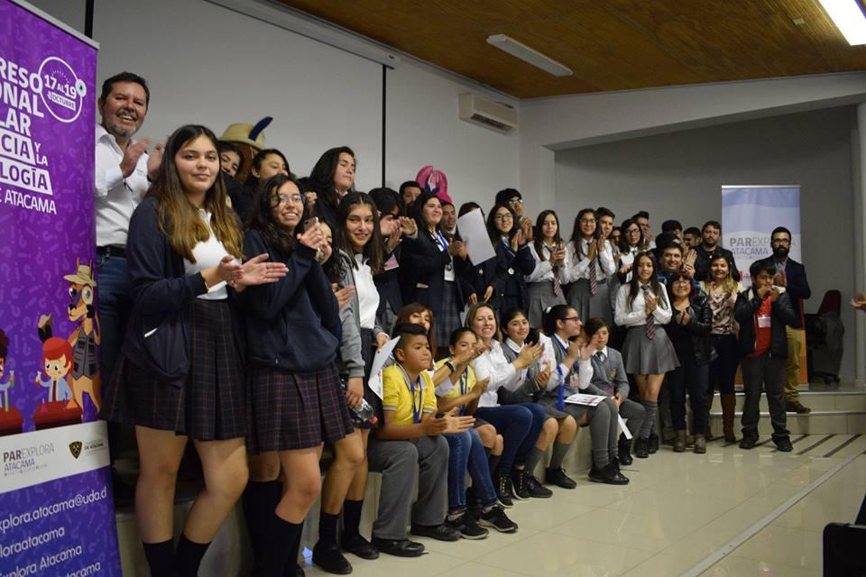 Academias Explora trabajaron en proyectos cientìficos en sus colegios