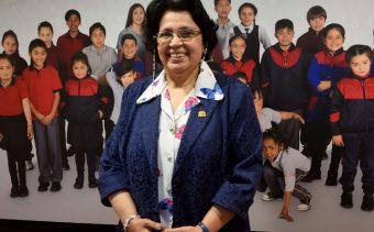 María Victoria Peralta, Premio Nacional de Educación