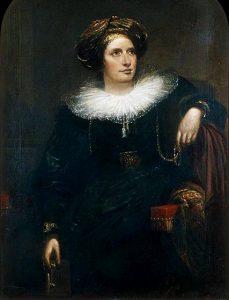 Retrato de María Graham