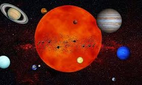 ¿Cuánto tardan los planetas del sistema solar en dar la vuelta al Sol?